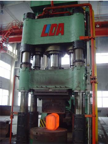 North Steel Annealing Furnace