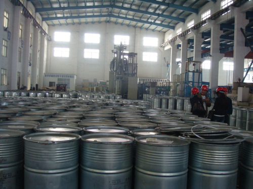 titanium sponge powder drums
